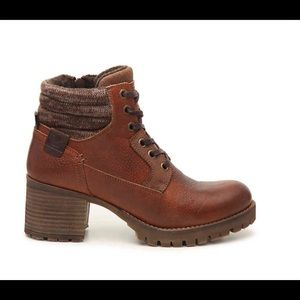 Bullboxer Shoes - New $120 Bullboxer Cassie Leather Bootie
